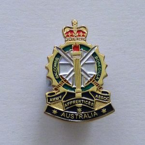 Assoc Lapel Badge 002