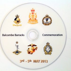 Balcombe Commemoration 2013 DVD