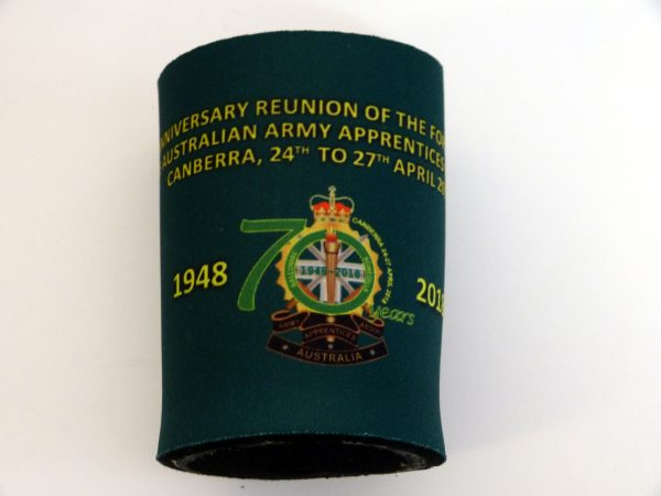 70th Reunion STUBBY HOLDER